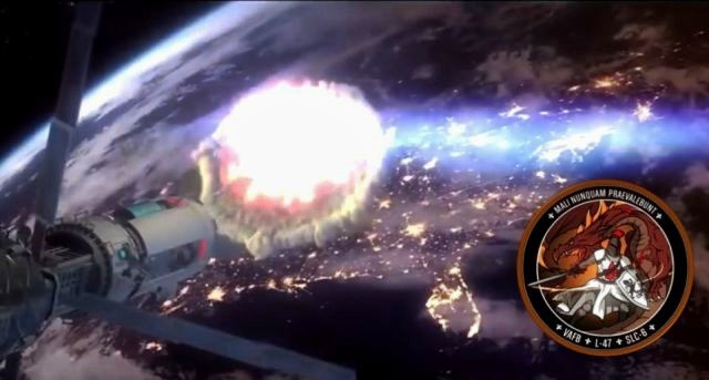 The Super Nations are going to fight against an Evil from Space?  Evil%2Bfrom%2Bspace