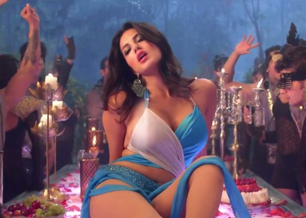 The sexiest Sunny Leone music videos ever!