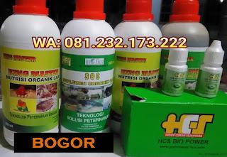 Jual SOC HCS, KINGMASTER, BIOPOWER Siap Kirim Bogor