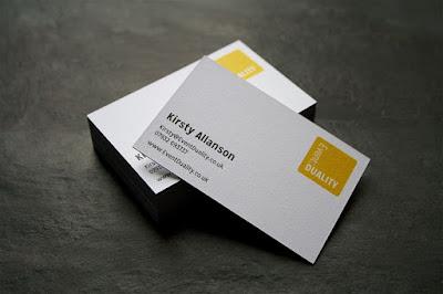 Địa chỉ in card visit giấy mỹ thuật Klassica - Mịn màng và sang trọng