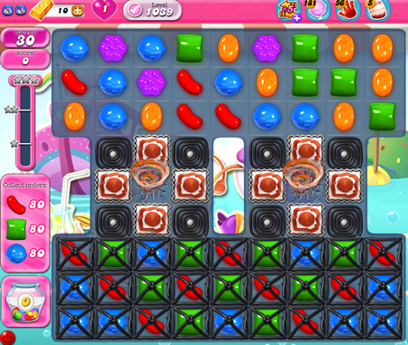 Candy Crush Saga 1039