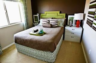 Menata desain kamar tidur yang nyaman harus memenuhi unsur keharmonisan bagi pemiliknya Menata desain kamar tidur