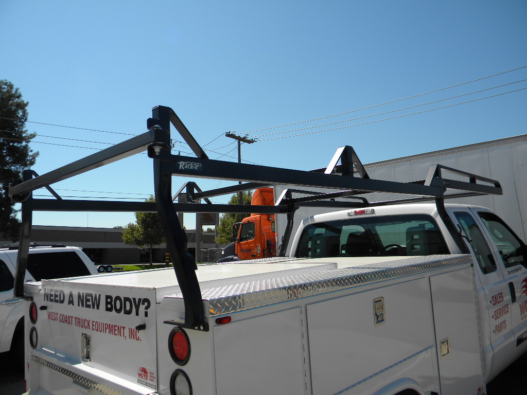 Rack-it Truck Racks: Custom Service Body Racks by Rack-it