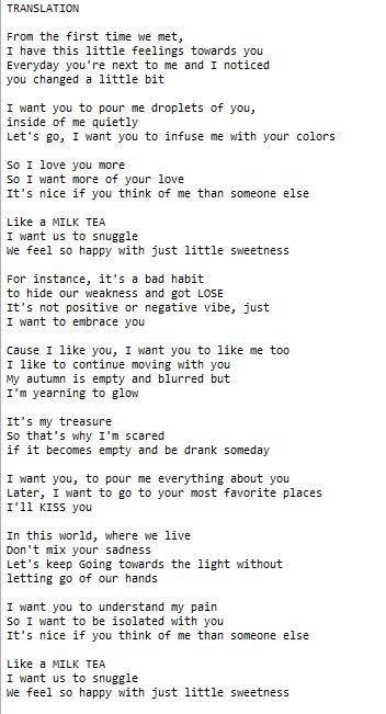 Random Jpop and Kpop Lyrics + Translations : Shimizu Shota