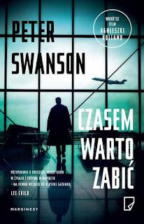 """""""Czasem warto zabić"""" Peter Swanson - recenzja"""