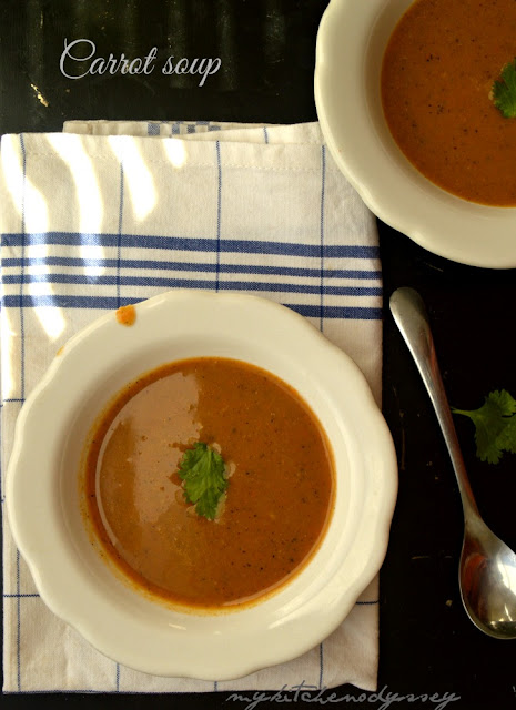 carrot soup recipe1