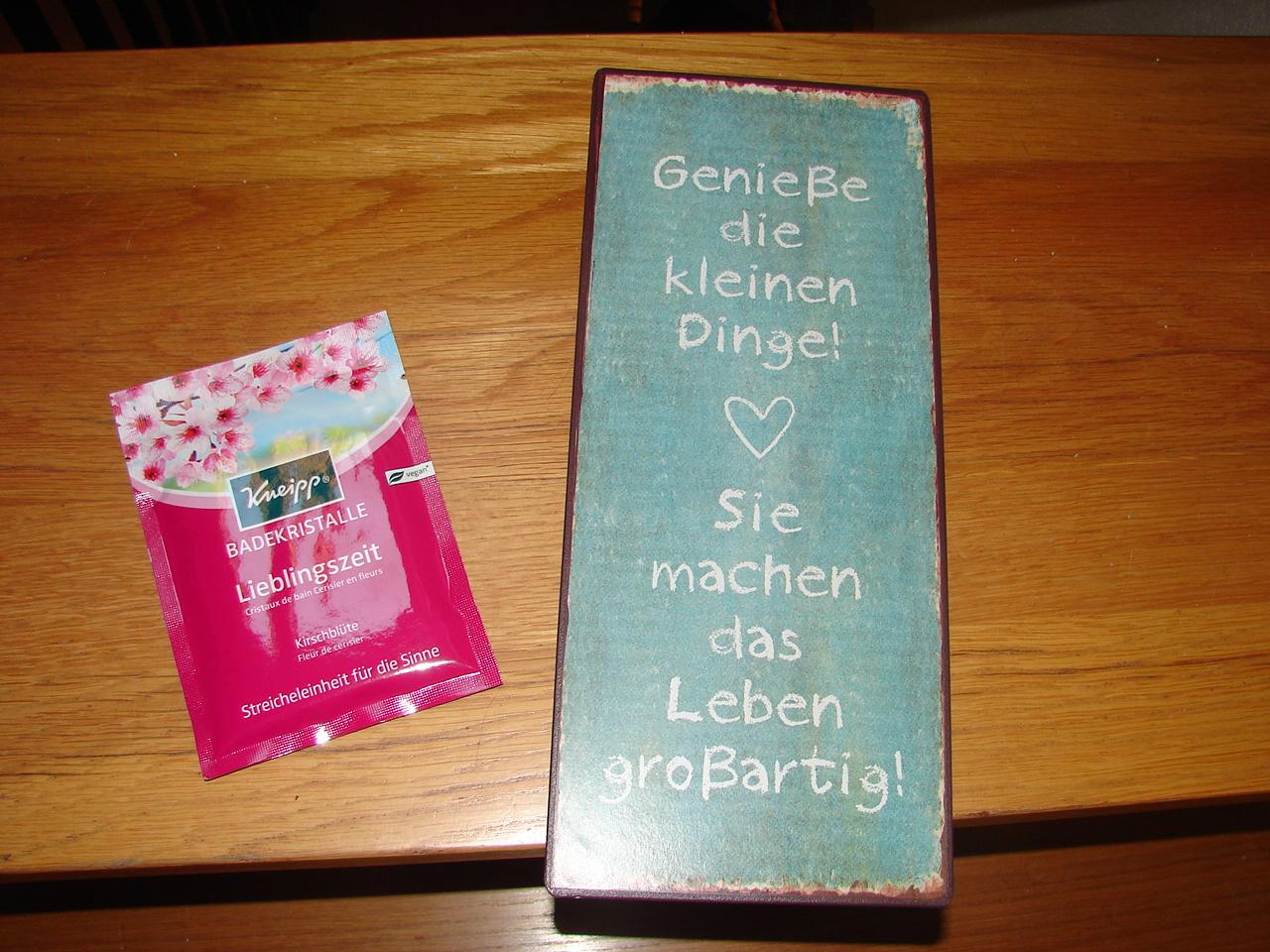 Bodenseegarten: Pfingstrosen, Überraschungsgeschenk und 1 ...