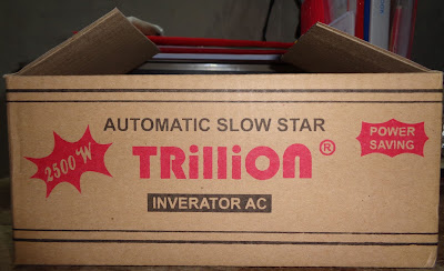 Automatic Super Starting Inverator Trillion