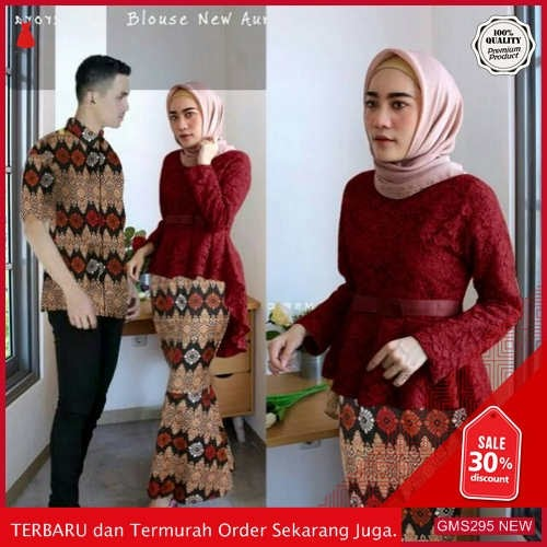 GMS295 BRKSS296C144 Couple Batik Mutia Setelan Batik Dropship SK0427600419