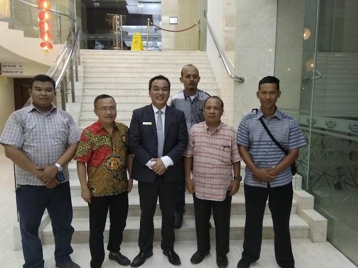 Horison Lampung Jalin Kerjamasama Dengan Jamo Lampung.