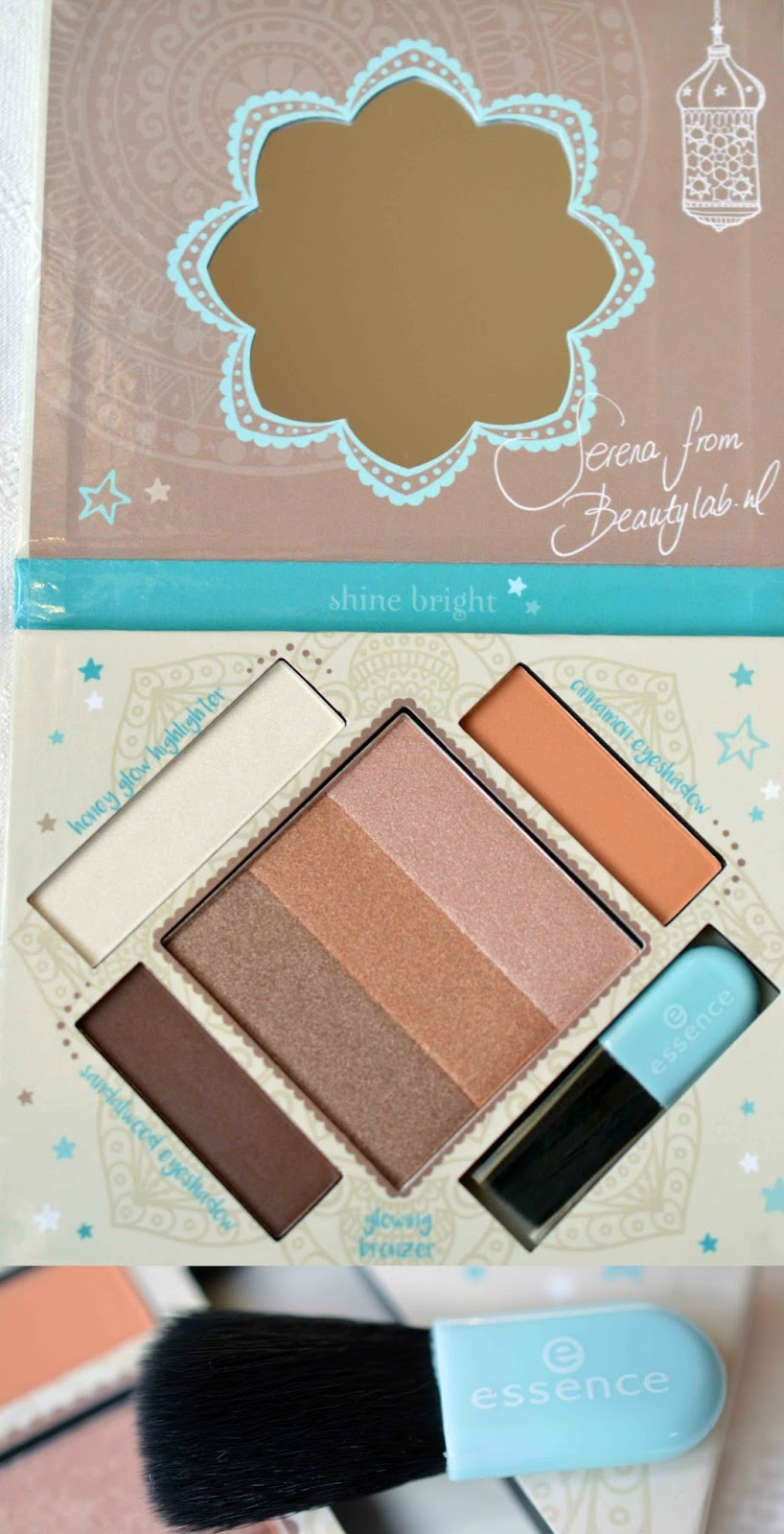 bronzer highlight duo