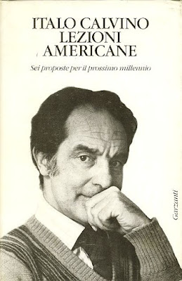 Six memos for the next millennium Italo Calvino Loving San Francisco