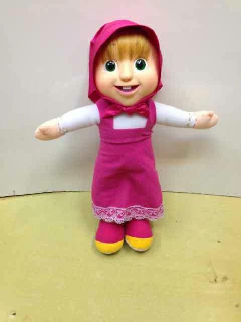 Gambar boneka masha