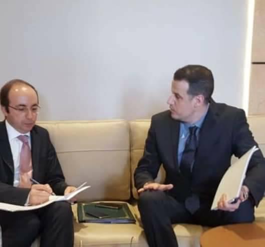 البرلماني طارق قديري يضع بين يدي وزير الصحة مشاكل القطاع ببرشيد ويطالبه بزيارة