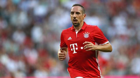 Đã 3 tháng rồi, chúng ta không còn nhìn thấy bóng dáng của Franck Ribery trong màu áo Bayern.