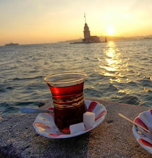 Turkish tea culture