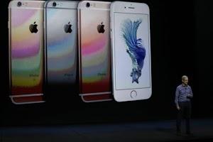 Tecnología 3D Touch - Cambios en el Nuevo iPhone 6S y 6S Plus