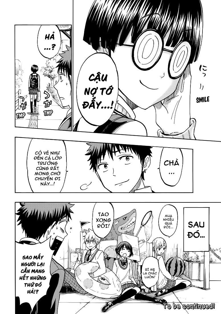Yamada-kun to 7-nin no majo chap 199 Trang 23 - Mangak.info
