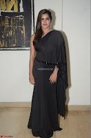 Pavani Reddy in Black Saree Sleeveless Choli ~  Exclusive 15.JPG