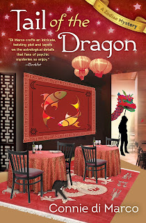 Book Showcase: Tail Of The Dragon by Connie di Marco
