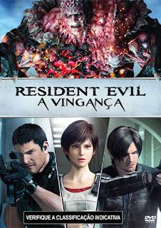 Resident Evil: A Vingança - BDRip Dual Áudio