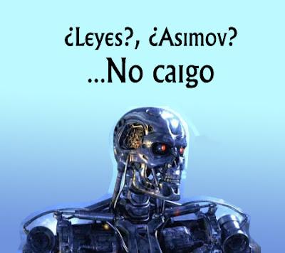 Resultado de imagen de leyes robots Asimov