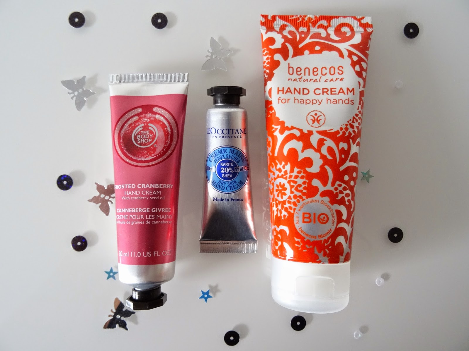 Hand cream reviews