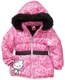 Gambar Jaket Hello Kitty Untuk Anak 10