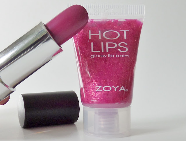 Bristol Lipstick with Starlet Hot Lips Gloss