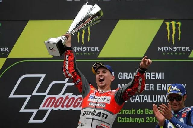 Yamaha Menyesal Gagal Pulangkan Lorenzo pada MotoGP 2019?