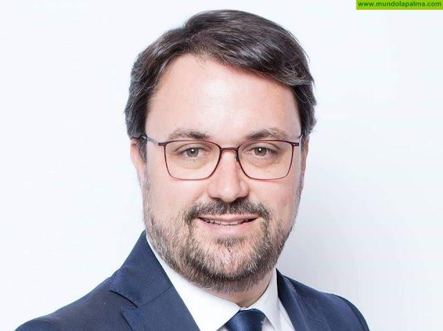 Asier Antona se suma a la campaña electoral del PP en el País Vasco