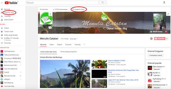 Melihat Video Yang Dihapus Youtube Akibat Melanggar Pedoman Komunitas