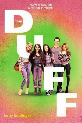 The DUFF book cover