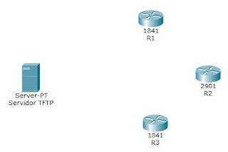 escenario packet tracer