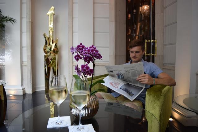 luxushotel, budapest