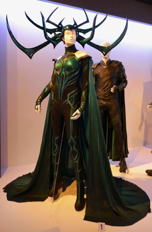 Cate Blanchett Thor Ragnarok Hela costume