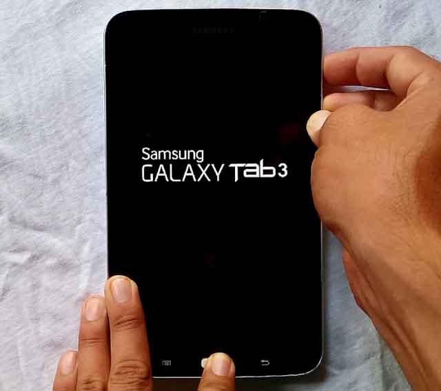 formatear Samsung Galaxy Tab, Tab 2, Tab 3 y Tab 4