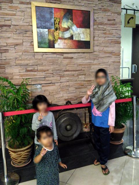 Penginapan keluarga di Kepala Batas, Pulau Pinang