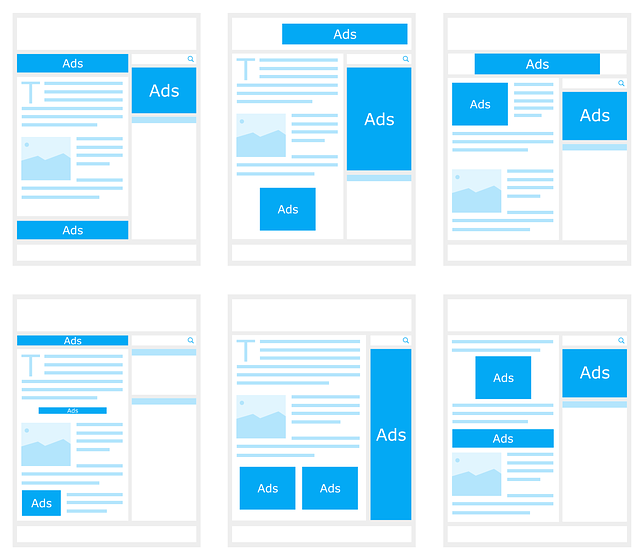 Cara pasang iklan Sticky di Blogger dengan kode HTML