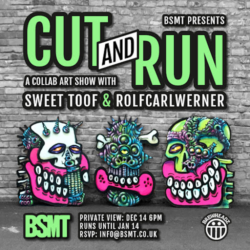 Sweet Toof and Rolfcarlwerner at BSMT