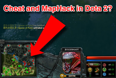 Cheat and Maphack Dota 2