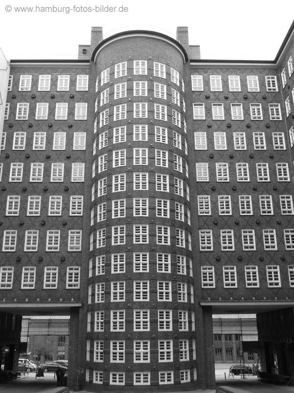 Sprinkenhof Hamburg Innen, Innenansicht