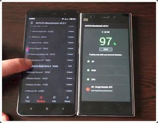 Xiaomi Mi3 Note