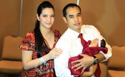 Tips diet ala artis setelah melahirkan