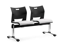 Global Total Office Duet Beam Seating