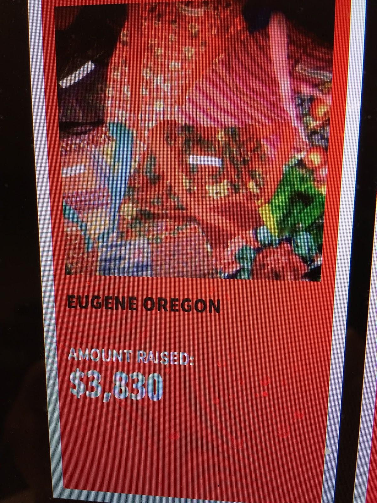 Days for Girls, Eugene, Oregon: 2016