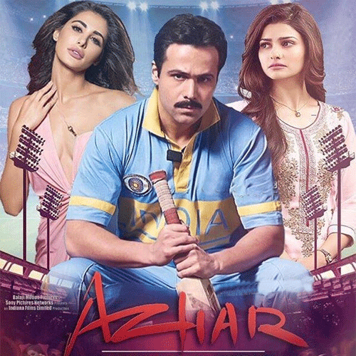 Azhar, Azhar Poster Film, Azhar Bollywood, Azhar India, Download Full Poster MovieAzhar