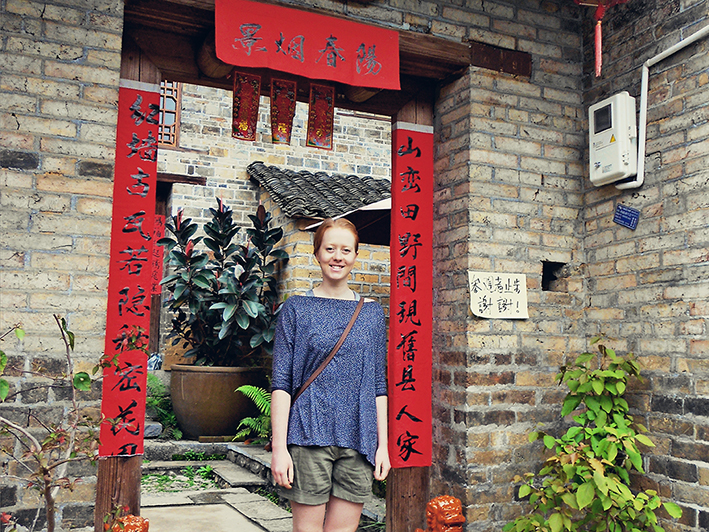 sustainable holiday in China