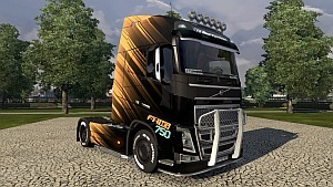 iNverted VBW Volvo skin