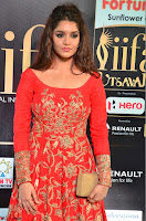 Ritika in sindoori Red Dress at IIFA Utsavam Awards 2017  Day 2  Exclusive 04.JPG
